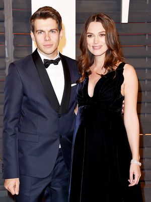 Keira Knightley Just Gave Birth!