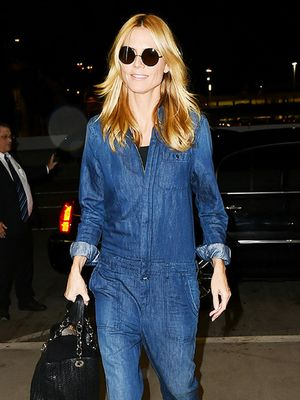 How to Channel '70s Vibes Like Heidi Klum