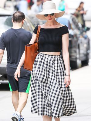 Anne Hathaway Is Obsessed With These $88 Shoes