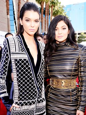 A First Look at Kendall and Kylie Jenner's Debut Topshop Line