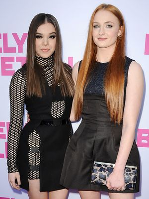 Exclusive Interview: Hailee Steinfeld and Sophie Turner