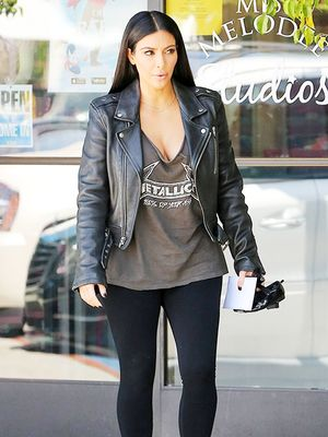 Kim Kardashian Really Surprised Us With Her Latest Look