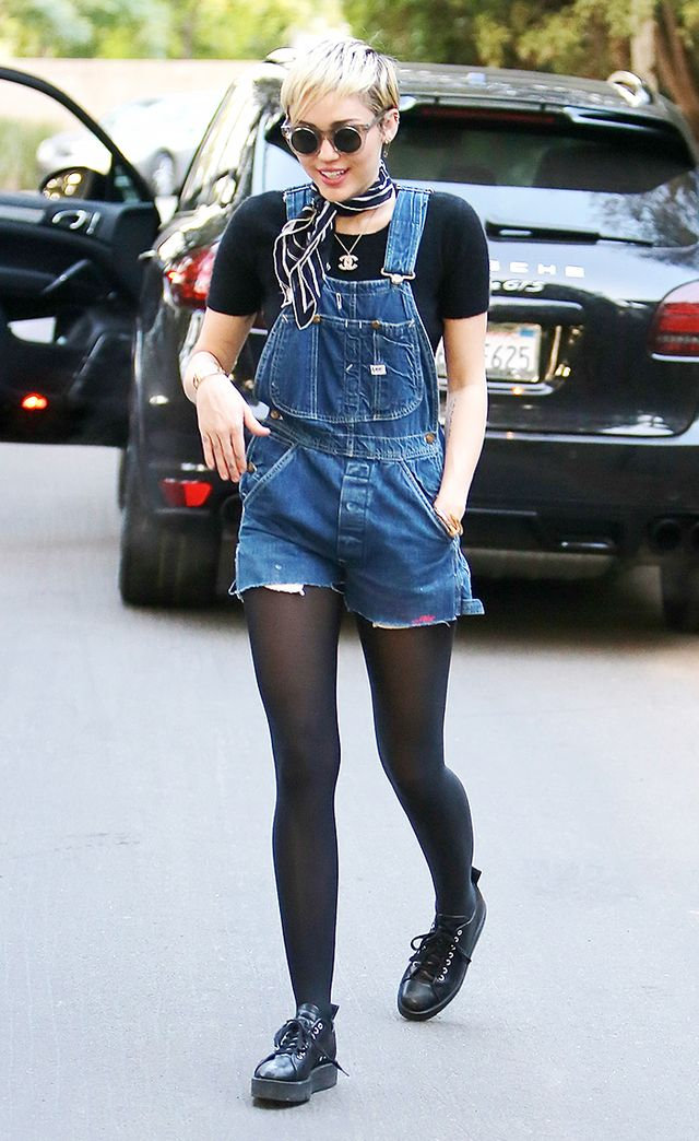From Miley to Cara: How to Seriously Master an Edgy Look