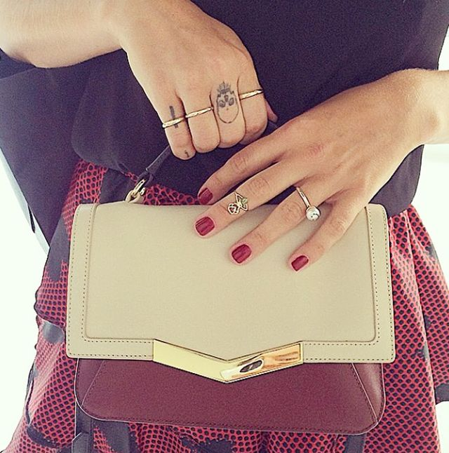 How to Layer Your Jewelry Like an It Girl