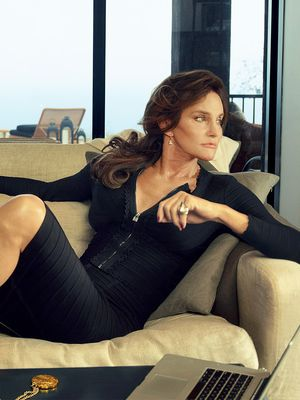 See Who Caitlyn Jenner Thanks in New Vanity Fair Video