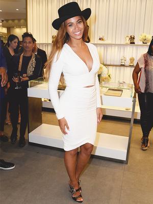 Shop Beyoncé's Tropical Summer Wardrobe