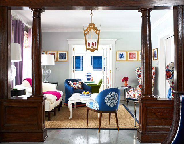 Inside a Bright and Preppy New Jersey Home