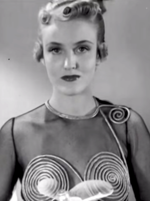 Watch Designers From 1939 Predict Fashion in the Year 2000