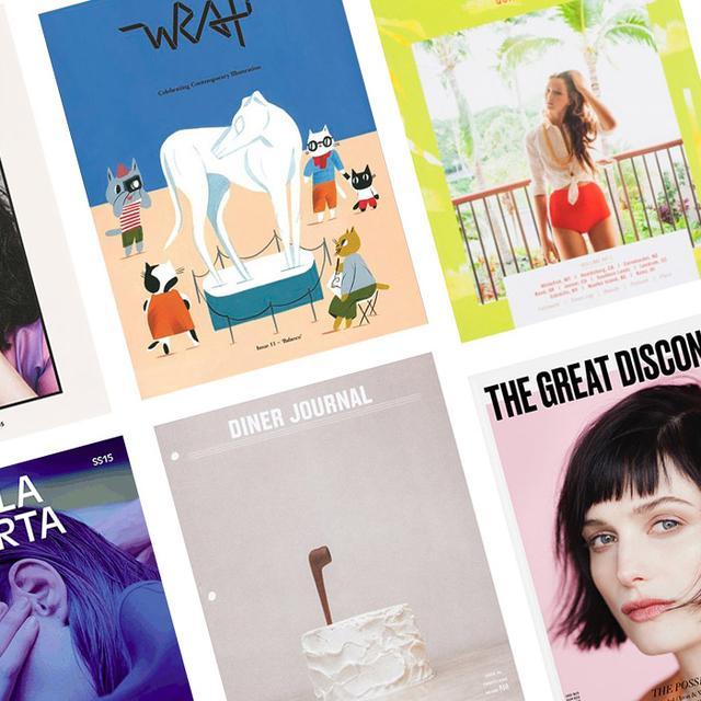 8 Gorgeous Under-the-Radar Magazines We Love