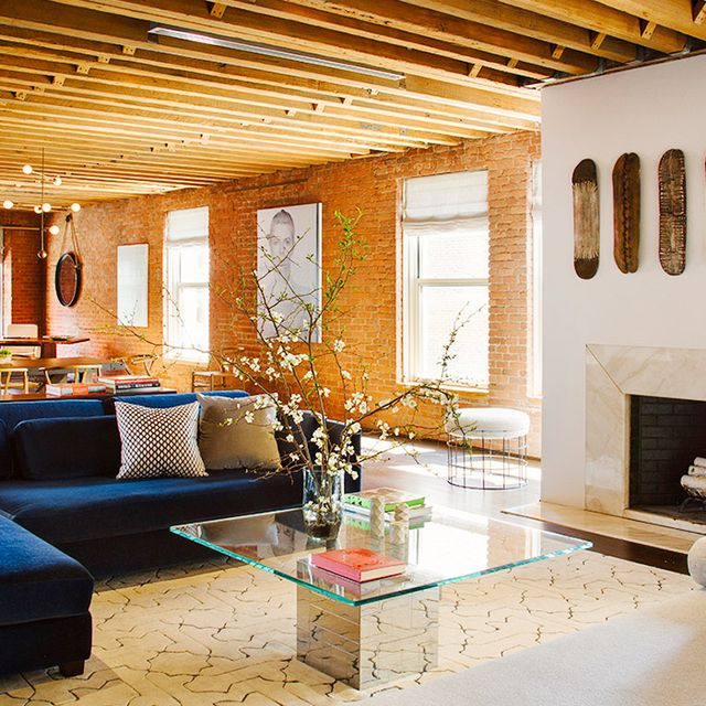 Home Tour: A Family's Sophisticated New York Loft