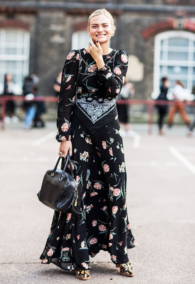 The Right Way to Wear a Maxi Dress (No Flip-Flops Allowed!)