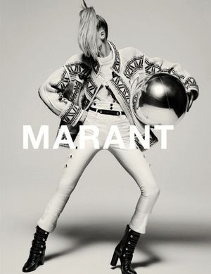 First Look: Isabel Marant's Crazy Cool F/W 2015 Campaign