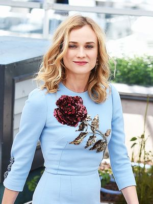 Diane Kruger Makes $45 Head-to-Toe Forever 21 Work