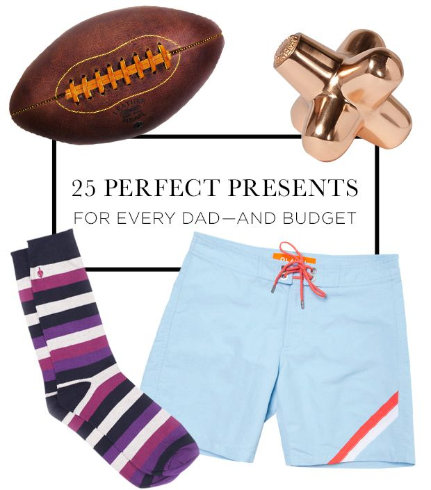 No Dorky Gifts Allowed: We Found The Best Presents For Dad