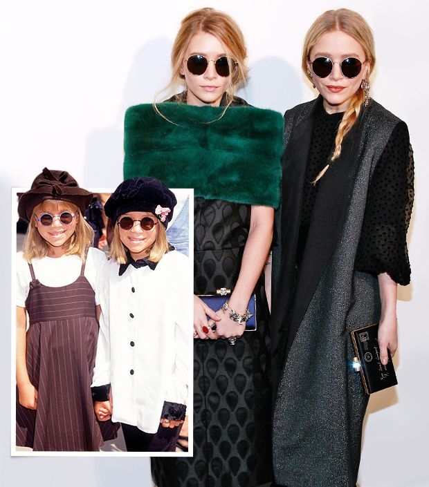 Happy Birthday, Mary-Kate and Ashley Olsen! A Look Back At Their Style