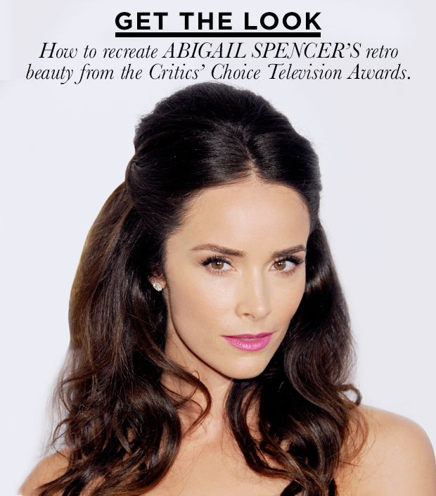 Get The Look: Abigail Spencer
