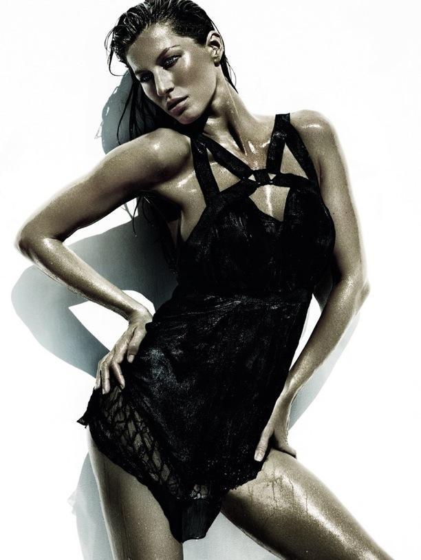 Gisele | Vogue Brazil