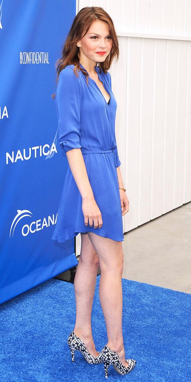 Aimee Teegarden
