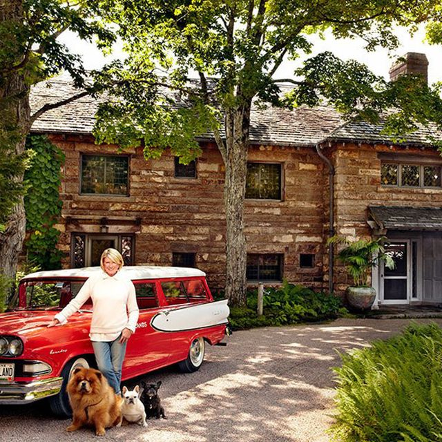 Martha Stewart's Summer Home Is as Picture-Perfect as You Imagined