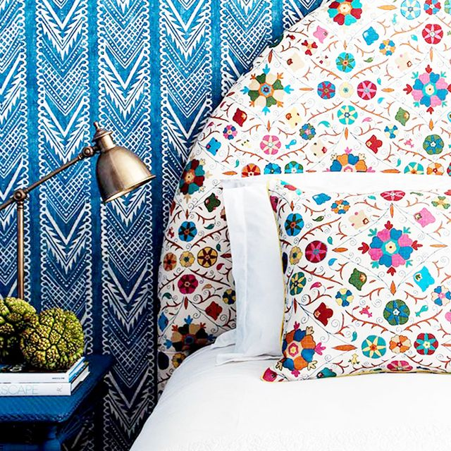 Inside a Colorful, Pattern-Packed Space in Australia
