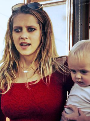 Teresa Palmer Stars in Guy Aroch's New Trailer Park Fashion Film