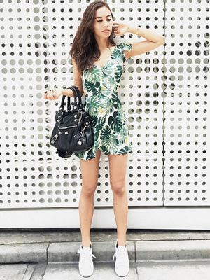8 It Girls Who Really Know How to Wear Prints