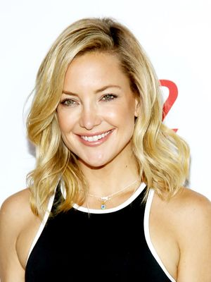 Kate Hudson Wears a Sports Bra to a Party