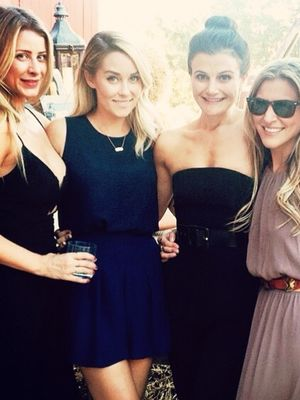 Lauren Conrad on Wedding Guest Style Dos and Don'ts