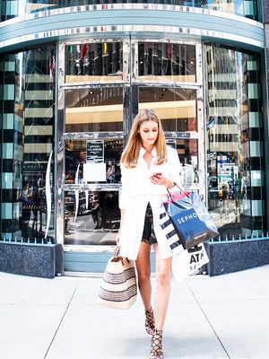 5 Signs You're Really Good at Shopping