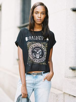 Why a Cool Band Tee Never Goes out of Style