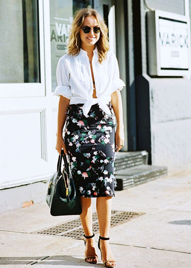 3 Fresh Ways to Style Your Old Button-Down Shirt