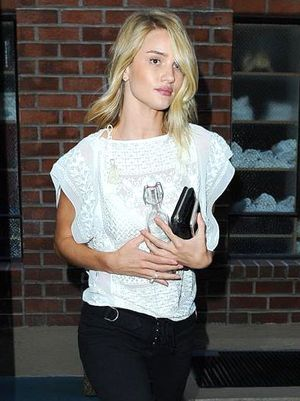 Rosie Huntington-Whiteley's Gorgeous Top Is 60% Off