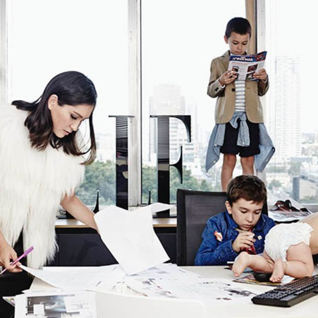 3 Reasons Kids Benefit From Having a Working Mom