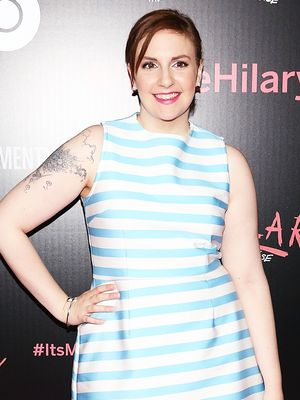 The $110 LOFT Outfit Lena Dunham Wore for 3 Days Straight