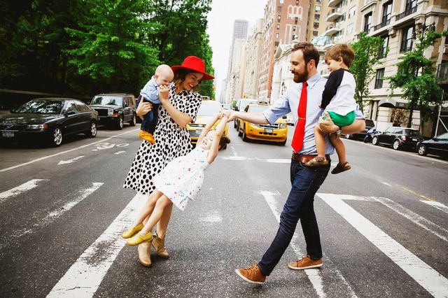 The Best and Worst American Cities for Families