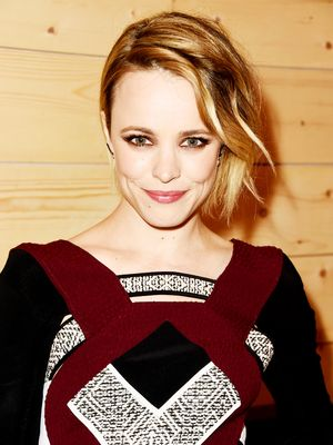 Get Rachel McAdams's Edgy Cool-Girl Outfit