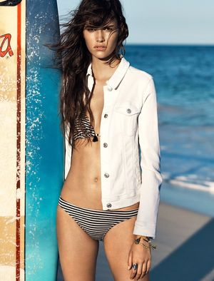 Shop Mango's Summer-Perfect 'Surf Girl' Lookbook