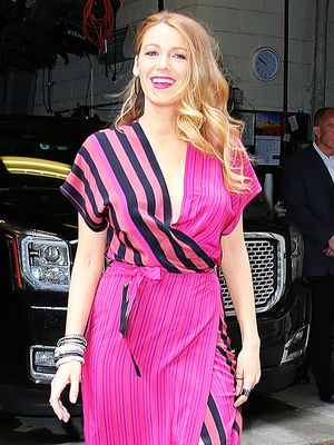 The Blake Lively Guide to Summer Dressing