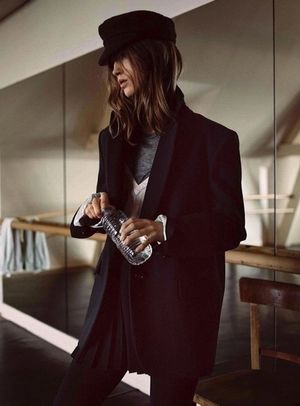 Must-See: Isabel Marant Etoile's Dark And Romantic F/W 2015 Lookbook