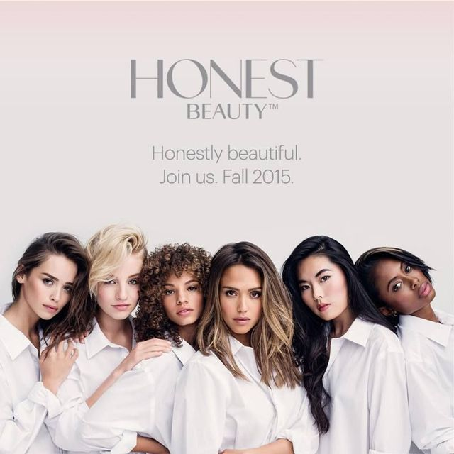 Jessica Alba's Honest Company to Launch Beauty This Fall!