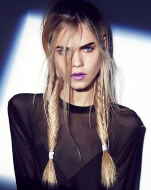 5 Incredibly Cool Braided Hairstyles