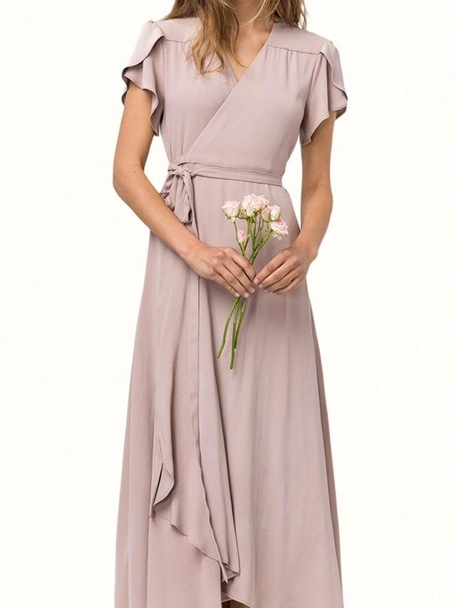 Under 300 bridesmaid dresses your friends will obsess for Wedding dresses under 300