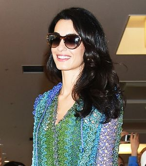 The Summer Print Amal Clooney, Katy Perry, and Michelle Obama Adore