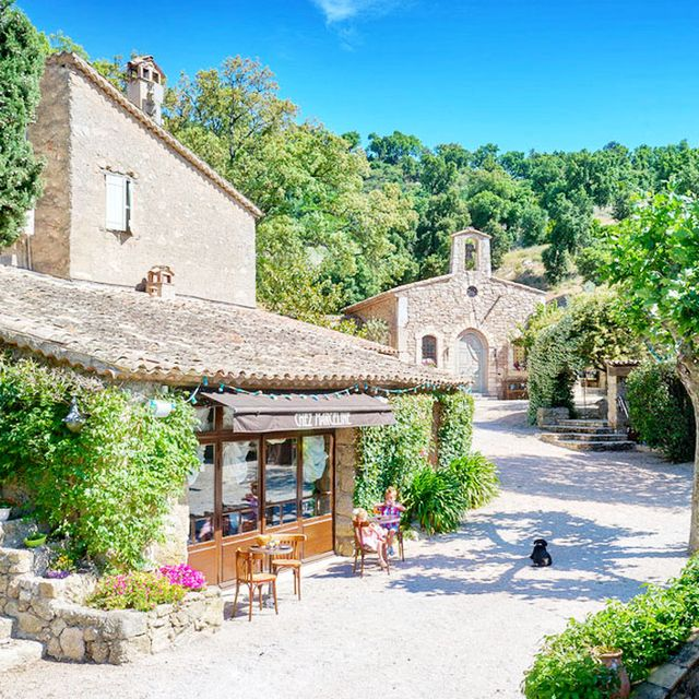 Johnny Depp's French Estate Used to Be an Entire Village