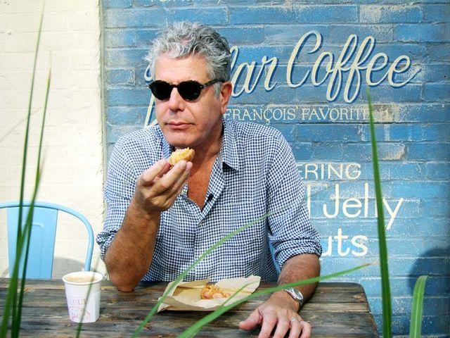 Anthony Bourdain's 8 Surefire Tips to Cure a Hangover