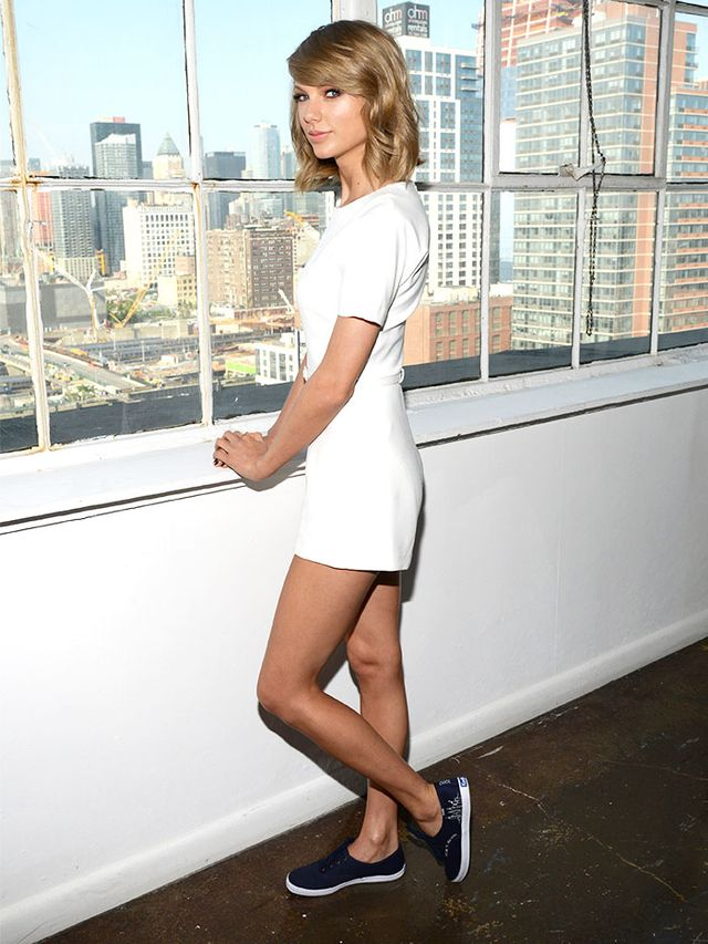 Only taylor swift could pull this off whowhatwear