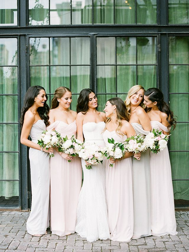 Non-Traditional Bridesmaid Dresses for Your Summer Wedding ...