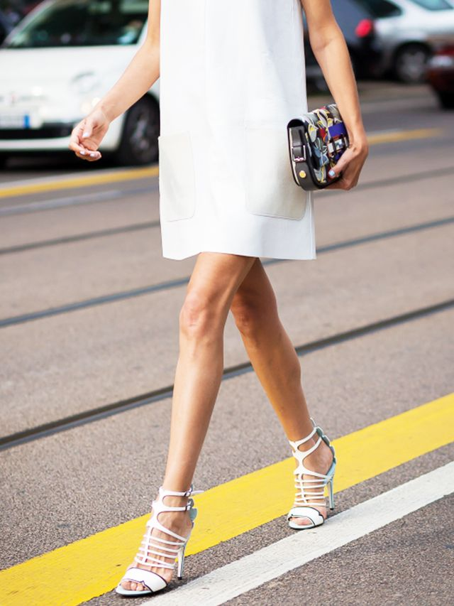The Healthiest Heel Height for Your Feet