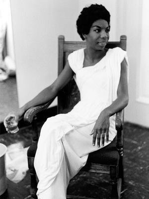 #TBT: Nina Simone's Grecian-Inspired Gown