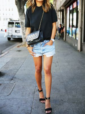 High Heels and Shorts: Fashion Do or Don't?